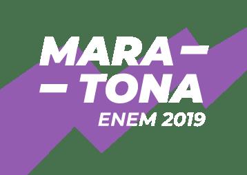 Venha para a Maratona ENEM 2019