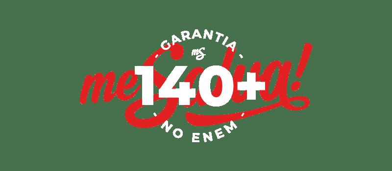 Garantia Me Salva! 140+